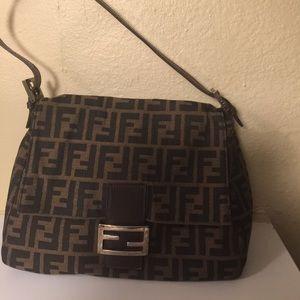 f5adaddf936a Fendi Bags - Fendi Mama Zucca Bag