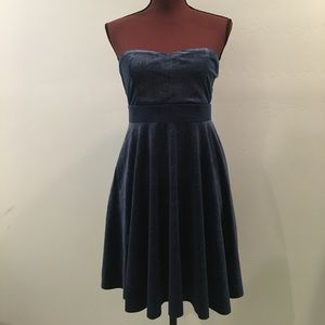 NWOT Free people strapless dress