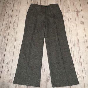 NWT Loft Tweed Julie Wide Leg Trouser Pants
