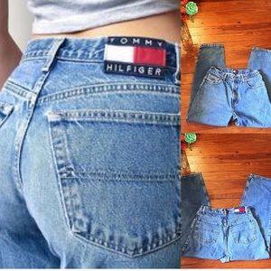 Tommy Hilfiger Vintage Mom Jeans