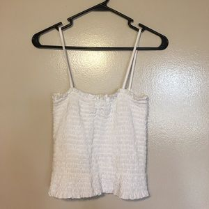 Brandy Melville Ruched Tank Top