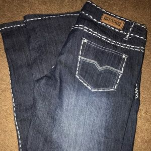 Free culture jeans