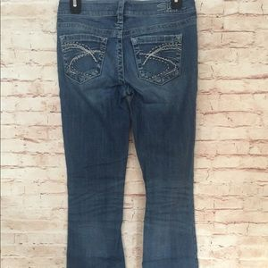 • Silver Jeans • Aiko Skinny Jeans Size 25 x 31