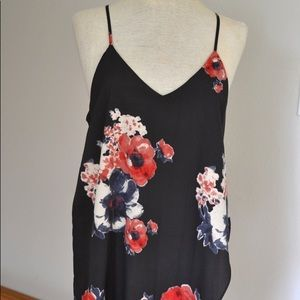 Free People Intimates Dress Floral XS