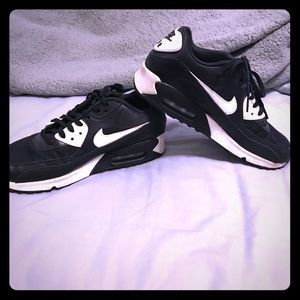 Nike air maxes!!!