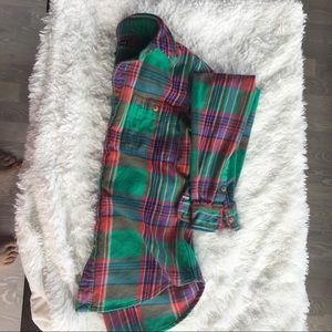 Ralph Lauren flannel perfect for fall