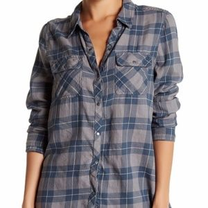 Melrose & Market Classic Flannel Size Medium