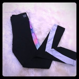 PINK Victoria's Secret brand yoga pants