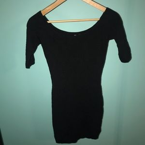 GUESS knitted dress