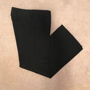 Express Editor Pants- Black