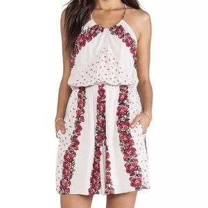 Free People Simona High Neck Dress Small