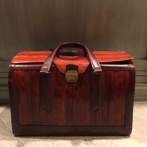 Vintage doctors bag