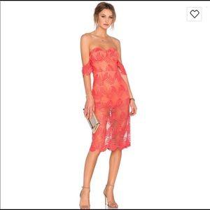 Lovers + Friends Breathless Midi Dress