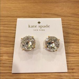 Kate spade large gumdrop earrings