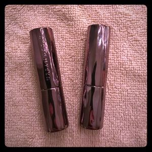 ✨ NEVER USED ✨ 2x URBAN DECAY LIPSTICKS