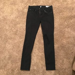 Black rag & bone jean