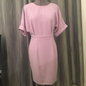"Pink Asos dress ""Mini Wiggle Dress"""