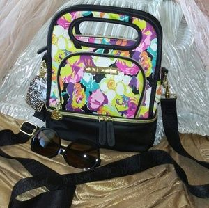 Betsey Johnson lunch tote NWT