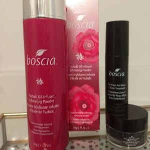 Boscia skincare goodies!
