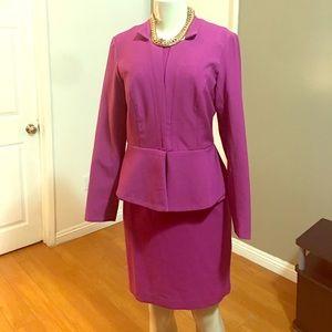 Gorgeous Peplum Suit