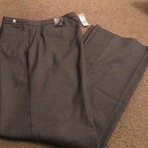 The 7th Avenue wide leg pants