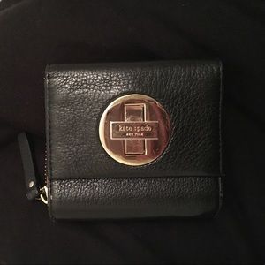 Authentic Kate Spade New York wallet.