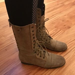 Shoes   Maddie Girl Combat Boots   Poshmark