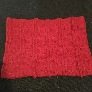 Accessories - Red Scarve