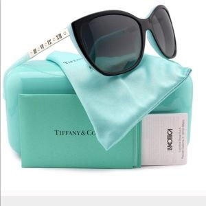 Tiffany & Co. Polarized Cat-Eye Sunglasses
