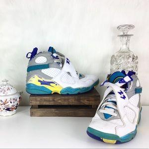 Nike Air Jordan 8 VIII Retro x Sneakers x Shoes