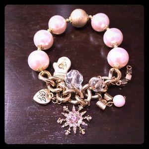 Betsy Johnson bracelet