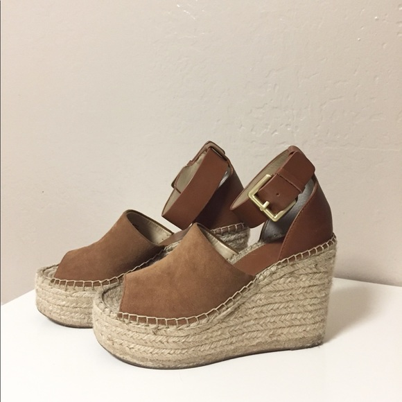 b34b9061ce4 Marc Fisher LTD Adalyn Espadrille Wedge Sandal