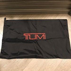 Tumi dust bag