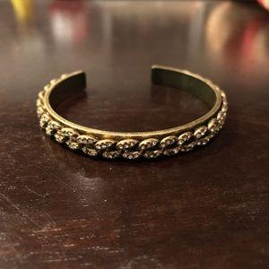 Jcrew cuff - gold