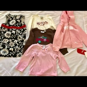Other - Girls 2T clothes lot for Fall/ Winter. 5 pieces