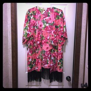 LuLaRoe Monroe Kimono