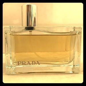 Prada Amber eau de parfum 2.7oz