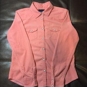 American Eagle Corduroy Shirt