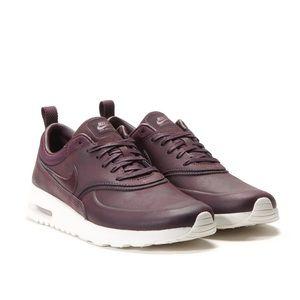 Nike Air Max Thea Premium Mahogany
