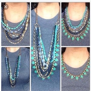 Stella and Dot Sutton Necklace 5 in 1!