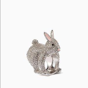 Kate Spade Make Magic Rabbit Ring