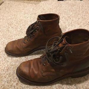 **SOLD**Chippewa Work Boots