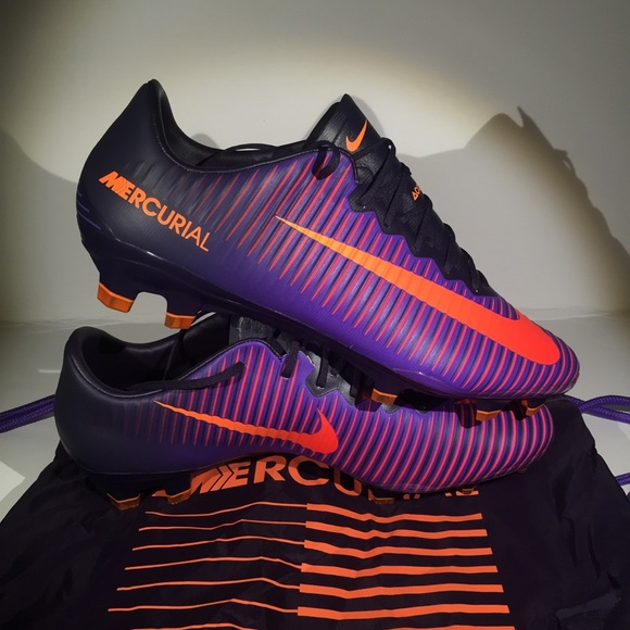 212541a12 New Nike mercurial vapor XI FG soccer cleats