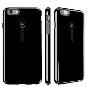 Speck Candy shell iPhone 6S Plus Black phone case
