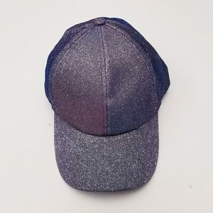 Purple Galaxy Cap
