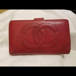 💯‼️Authentic Chanel Wallet