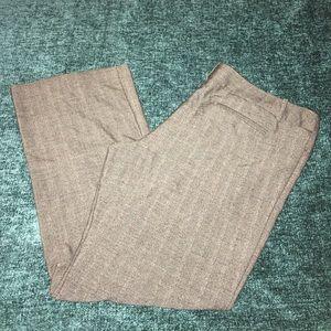 Mossimo Dark Grey Wide Leg Trousers - Size 18