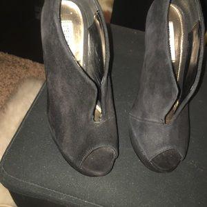 Black Steve Madden heels ❤️