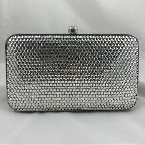 Handbags - Genuine Austrian Crystal minaudiere