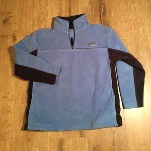 GAP women's L fleece jacket good condition